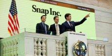 L'entrée en Bourse de Snap Inc (maison-mère de l'appli Snapchat) sur le Nyse a été la plus importante opération réalisée à ce jour en 2017.