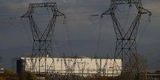 La centrale nucléaire de Fessenheim, la plus vieille de l'Hexagone.
