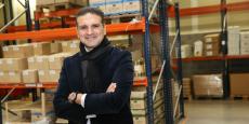 Serge Atia est le fondateur de Proxidélice fournit des produits bio et locaux à la restauration collective.