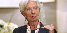 La productivité permet d'augmenter la taille du gâteau économique, afin de créer de plus larges parts pour chacun, a rappelé Christine Lagarde, directrice du Fonds monétaire international (FMI).