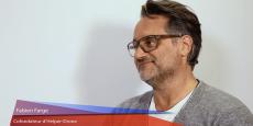 Fabien Farge est l'un des co-créateurs du drone sauveteur Helper.