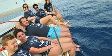 La startup bordelaise SamBoat s'est imposée comme l'un des leaders de la location de bateaux entre particuliers