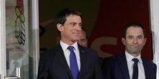 Valls rassemble ses soutiens en vue des législatives
