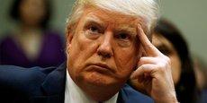 D'après des déclarations de revenus dévoilées par la chaîne américaine MSNBC, Donald Trump a payé 36,6 millions d'impôts sur 153 millions de dollars de revenus en 2005.