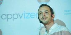 Colin Lalouette, fondateur de Appvizer.