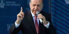 Recep Tayyip Erdogan, le président turc, demande au peuple de lui accorder davantage de pouvoir.