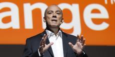 Stéphane Richard, le PDG d'Orange.