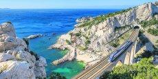 Il faut 2h30 aujourd'hui pour relier les deux grandes métropoles du Sud que sont Marseille et Nice.