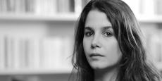 Mathilde Ramadier auteur du livre Bienvenue dans le nouveau monde : comment j'ai survécu à la coolitude des startups.