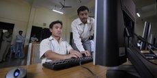 Tout au long de leur formation, les étudiants vont apprendre à développer des applications et les tester pour HCL technologies.