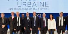 Les maires des grandes villes, président(e)s des grandes agglomérations et des métropoles de France se sont retrouvés à Arras les 23 et 24 mars dernier.
