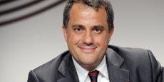 Frédéric Lemoine, le président du directoire de Wendel depuis 2009.