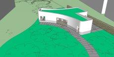 La construction devrait avoir lieu le 17 septembre prochain dans le quartier de la Bottière à l'est de Nantes. Sur un espace boisé, pour augmenter la difficulté, des robots entreront en œuvre pour élever un logement social de 95 m² comprenant cinq pièces, des murs arrondis, des angles, des emplacements pour les portes et fenêtres.