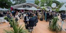 Le BNP Paribas Primrose Bordeaux accueille chaque année plus de 250 entreprises partenaires.