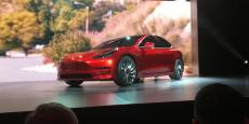 La Model 3 a déjà été pré-commandée à 373.000 unités.