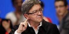 Depuis mi-mars, le candidat de la France insoumise a enregistré la plus forte progression dans les sondages. Il culmine désormais à 15% des intentions de votes, derrière François Fillon et devant Benoît Hamon.