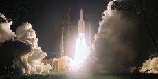 La fusée Ariane 5 a annulé un décollage dans les ultimes secondes en septembre dernier.