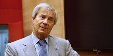 Vincent Bolloré, le chef de file de Vivendi, et premier actionnaire de Telecom Italia.