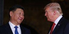 XI Jinping et son homologue américain Donald Trump se sont rencontrés pour la première fois jeudi, en Floride.