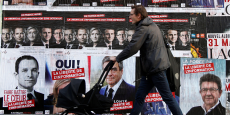 Les candidats mobilisent leurs troupes à deux semaines du scrutin