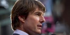 Tom Cruise était la semaine dernière à Paris pour le tournage du prochain opus de Mission Impossible.