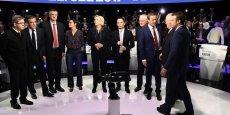 La campagne pour le premier tour de la présidentielle a été marquée par plusieurs phénomènes inédits: l'irruption d'un candidat venu de nulle part, Emmanuel Macron; le succès de l'expressioncandidat antisystème; l'étroitesse des intentions de vote entre quatre candidats; la chute possible du candidat socialiste...