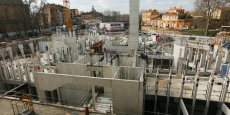 Le chantier du futur bâtiment de TSE devrait être terminé en 2019