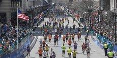 L'équipementier Adidas a effectué un mailing avec en objet : Félicitation, vous avez survécu au Marathon de Boston!
