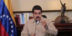 Nicolas Maduro avait promis qu'à partir du 20 février, le pays allait se doter de sa propre cryptomonnaie, baptisée Petro.