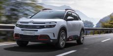 Le Citroën C5 Aircross doit crédibiliser la marque française sur le segment des SUV.