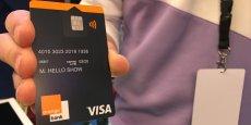 La carte Visa d'Orange Bank ne sera payante ni la première année, ni les années suivantes a déclaré Stéphane Richard, le PDG de l'opérateur. Des frais de tenue de compte de 5 euros par mois ne seront facturés que si le client réalise moins de trois paiements ou retraits par mois.