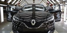 Renault espère pouvoir vendre de nouveaux types de carrosserie en Chine, mais il est pour l'heure contraint par une licence accordée par l'administration chinoise.