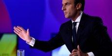 Emmanuel Macron a présenté en octobre 2015 sa réforme instituant des fonds de pension à la française