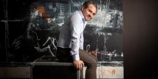 Christophe Chartier, fondateur et PDG d'Immersion
