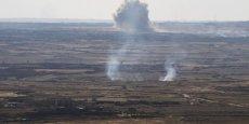 TROIS MILICIENS SYRIENS PRO-DAMAS TUÉS PAR UN RAID ISRAÉLIEN
