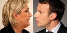 Emmanuel Macron (En Marche !) : 23,75%. Marine Le Pen (Front National) : 21,53%.