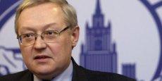 LA RUSSIE VEUT UNE ENQUÊTE SUR LA MORT D'UN MEMBRE DE L'OSCE