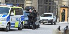 ARRESTATION D'UN NOUVEAU SUSPECT APRÈS L'ATTENTAT DE STOCKHOLM