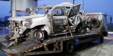 L'UKRAINE OUVRE UNE ENQUÊTE SUR LA MORT D'UN MEMBRE DE L'OSCE