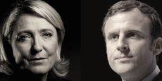 Emmanuel Macron (En Marche!) a récolté 24,01% des suffrages au premier tour de l'élection présidentielle, devant Marine Le Pen (Front National) et ses 21,30%.