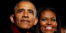 Je veux que nos premiers pas reflètent ce qui vous importe le plus. Partagez vos opinions avec moi sur http://Obama.org, écrit Barack Obama dans un tweet sur le lancement de sa fondation.