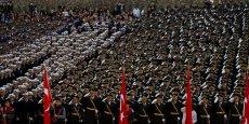 FRAPPES DE L'ARMÉE TURQUE CONTRE LES KURDES DU PKK EN IRAK ET EN SYRIE