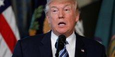 La réforme fiscale de Donald Trump pourrait se heurter au Congrès dans les mois à venir.