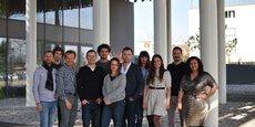 L'équipe d'OnCrawl, qui était précédemment installée à Pessac, a trouvé de nouveaux locaux à Bordeaux