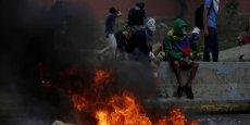 26 MORTS DANS LES MANIFESTATIONS AU VENEZUELA