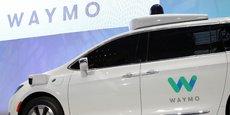 Waymo est la filiale de Google chargée de développer la voiture sans chauffeur.