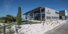 Les nouveaux locaux des Laboratoires Phodé inaugurés le 27 avril à l'occasion des 20 ans de l'entreprise
