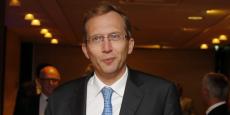 Henri Poupart-Lafarge, président-directeur général d'Alstom.
