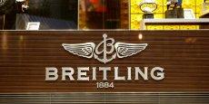 Breitling, l'inventeur du chronographe moderne, est l'un des derniers horlogers suisses de luxe indépendants. L'industrie horlogère suisse traverse une période difficile depuis deux ans.