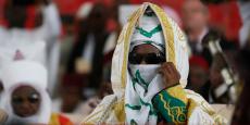 L'Emir de Kano, Muhammad Sanusi II, en 2015